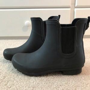 Roma short rain boots